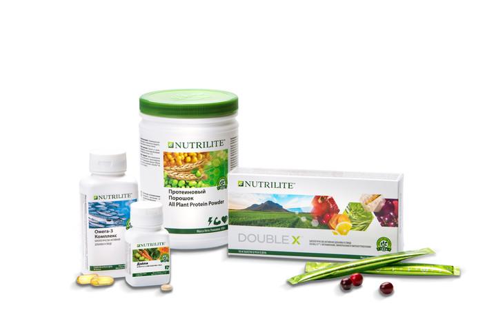 «Функциональное питание» от Nutrilite – дополнение к правильному ежедневному рациону