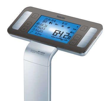 Диагностика всего организма: новые напольные электронные весы Beurer BF1000 Super Precision