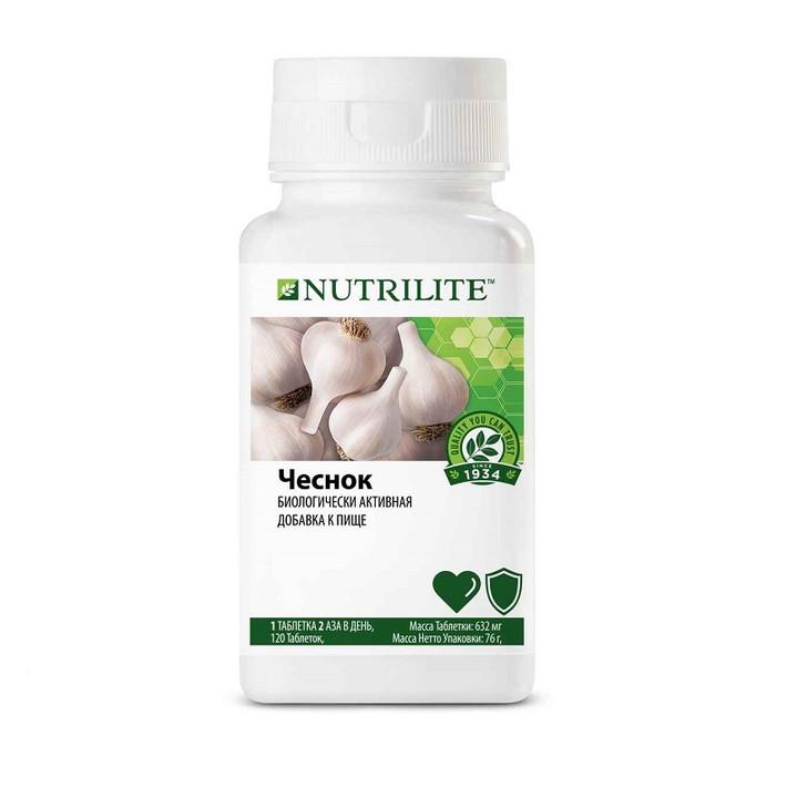 Защита и поддержка иммунитета: Nutrilite™ Чеснок