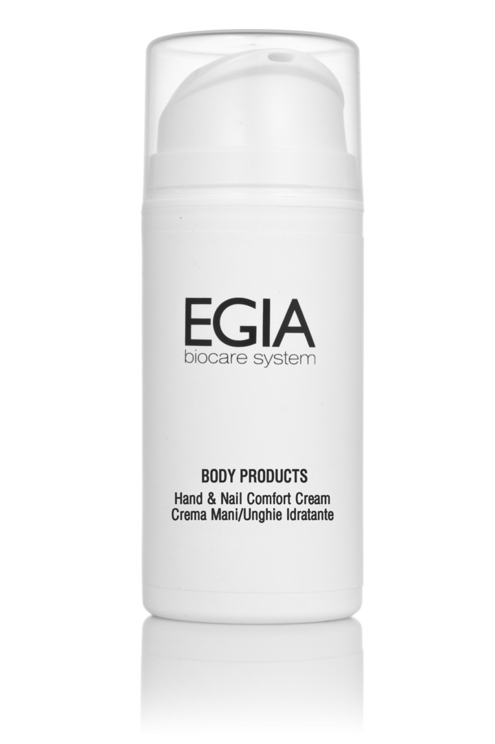 Восстанавливающий крем для рук Hand&Nail Comfort Egia
