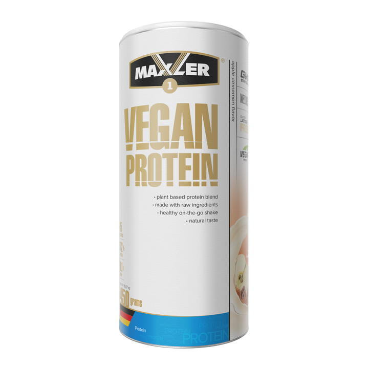 Vegan Protein Maxler