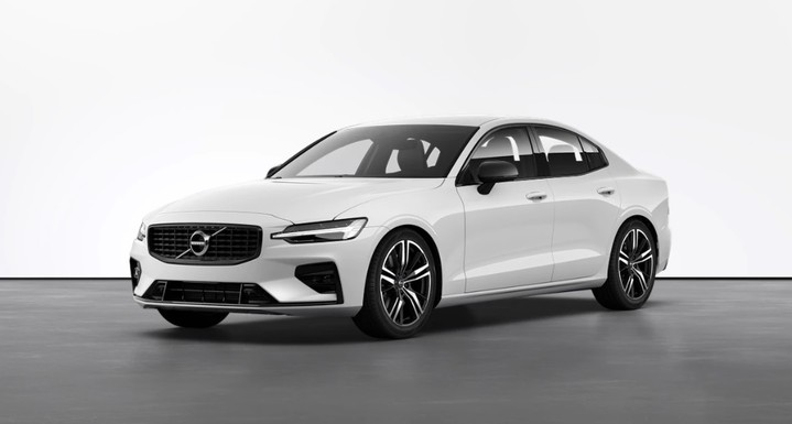 Volvo S60: тест-драйв FashionTime.ru