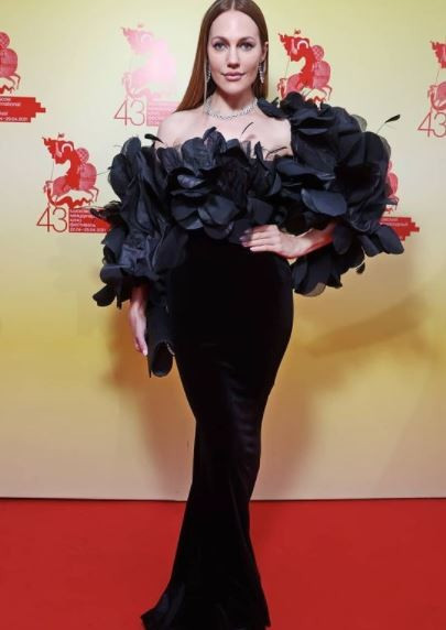 Как похудела Мерьем Узерли, ставшая звездой Московского международного кинофестиваля