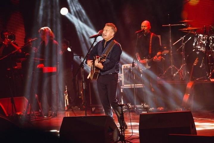 Леонид Агутин сыграет большой летний концерт в Парке Горького