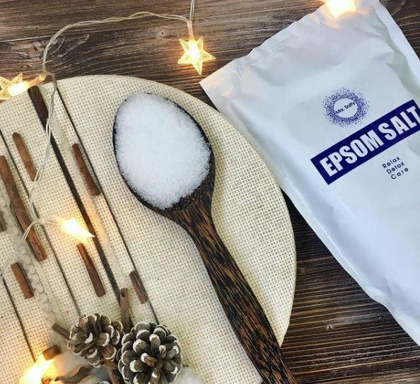 Как эпсомская соль способствует оздоровлению и похудению
