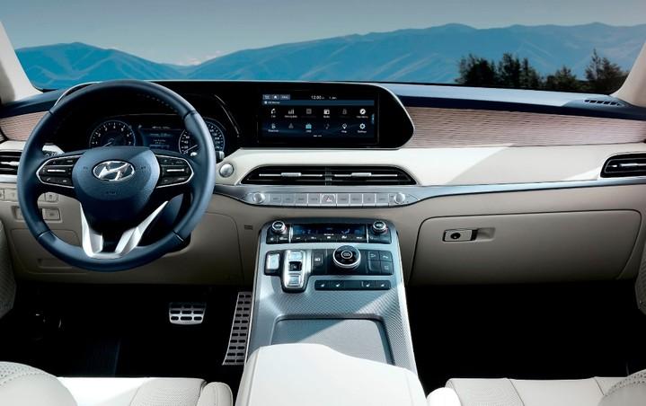 Hyundai Palisade: тест-драйв FashionTime.ru