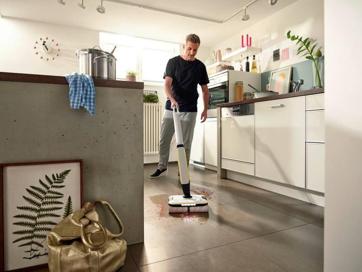 Как провести идеальную влажную уборку