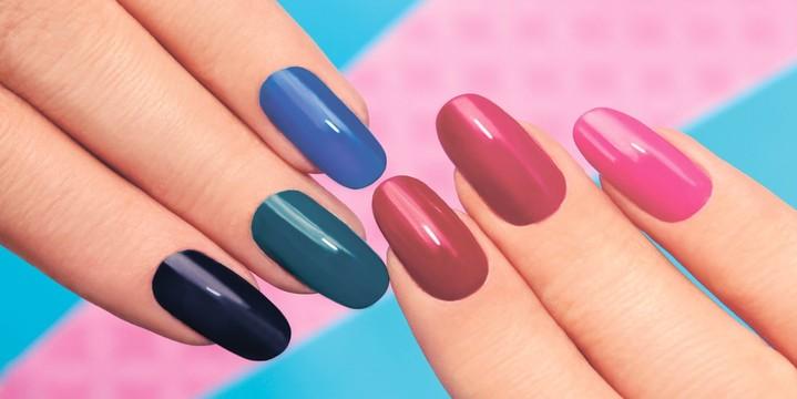 Гель-лаки: новый взгляд на проблему красивых ногтей