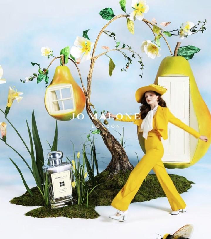 Jo Malone выпустил культовый аромат English Pear & Freesia