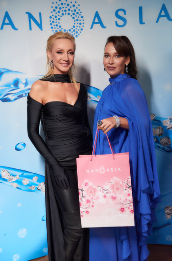 Beauty-компания NANOASIA отметила свой день рождения