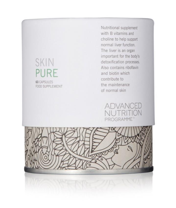Британский бренд Advanced Nutrition Programme представляет программу  полного преображения кожи изнутри