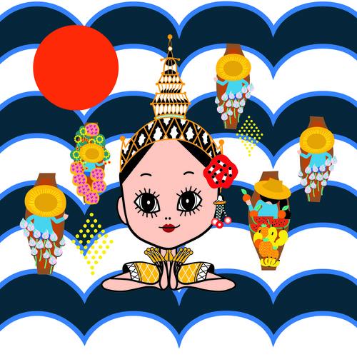 Artistry Studio представила коллекцию для макияжа Bangkok Edition