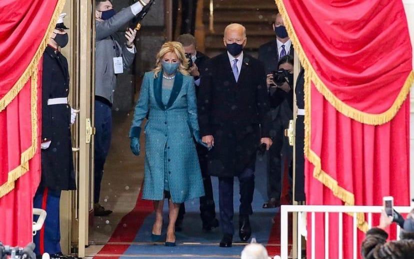 Фото: Лучшие наряды на инаугурации Джо Байдена