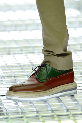 Prada Обувь Мужская