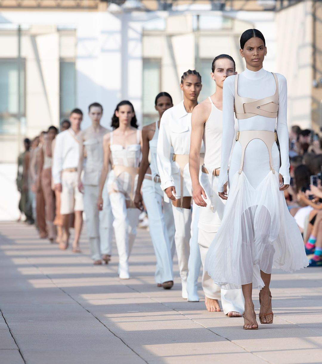 Фото: Неделя моды в Нью-Йорке: Dion Lee весна-лето 2020