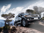 Toyota Land Cruiser: отзыв FashionTime.ru