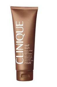 Self Sun Body Tinted Lotion от Clinique
