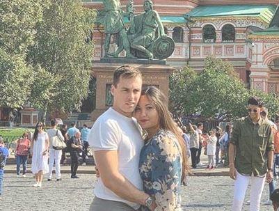 Фото: Внук Грейс Келли проводит медовый месяц в Москве