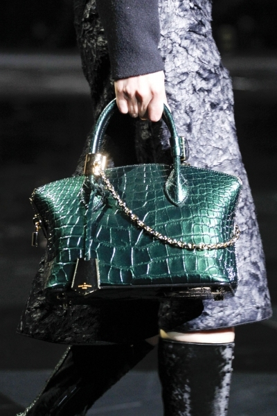 Коллекция Louis Vuitton осень-зима 2011-2012.  Belle du Jour.