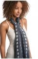 как вязать шарфы и хомуты. как завязывать платки на голове.