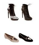 Бренд Alexander McQueen выпустил коллекцию обуви Фото