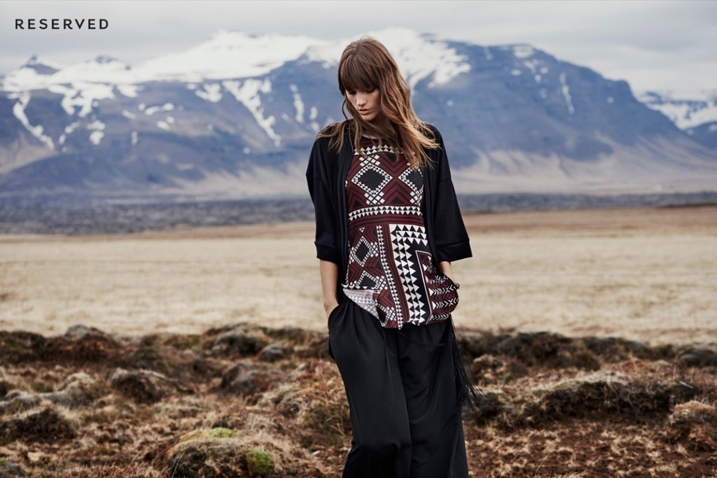 Resereved выпустил новую коллекцию в этническом стиле