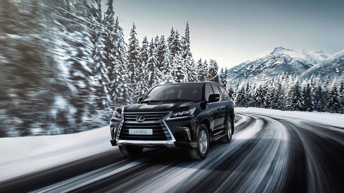 Lexus LX: тест-драйв FashionTime.ru