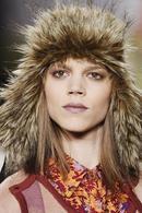 Шапки модные, вязаные , меховые, ушанки, шляпы сезона 2010-2011.
