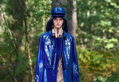 Фото: Неделя моды в Лондоне: Burberry весна-лето 2021