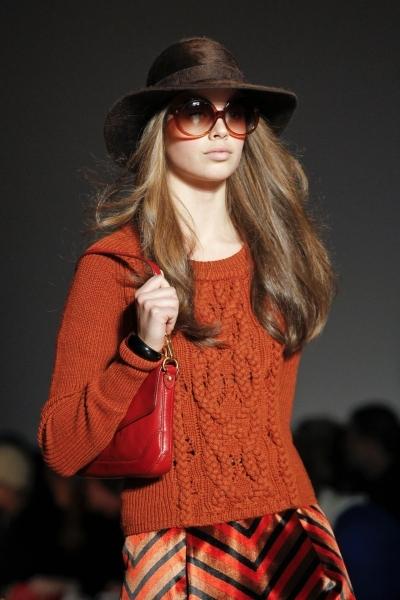 Must-have сезону осінь-зима 2011/2012: ірландський светр Mango