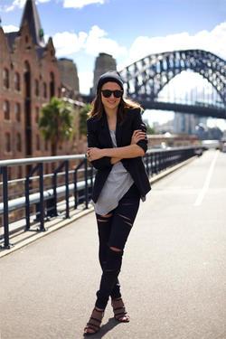 уличный стиль в одежде, уличная мода.