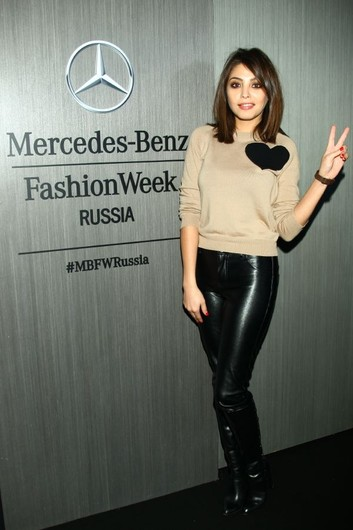 �������� ����� ������������ ��������� ������ ���� Mercedes-Benz Fashion Week Russia �������� Mary Kay