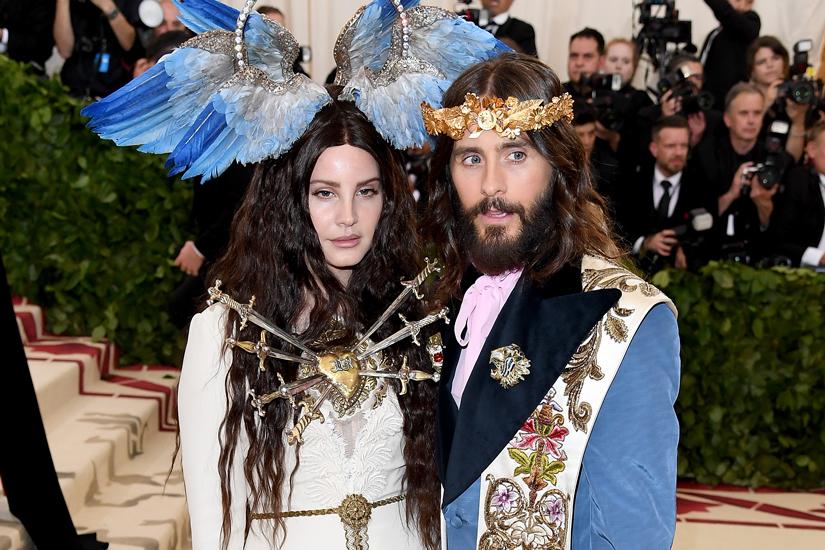 Фото: Gucci представили самый модный клип с Джаредом Лето и Ланой дель Рей