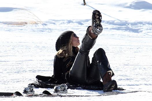 Где голливудские звезды любят отдыхать зимой?