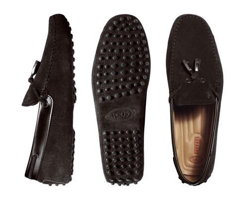 В наличии есть все цвета...  Мужские мокасины tods брендовая обувь.