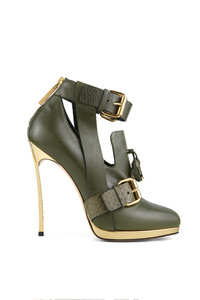 Ботильоны Casadei for Prabal Gurung