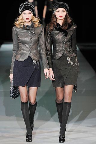 Milan Fashion Week.  Вопрос цвета.