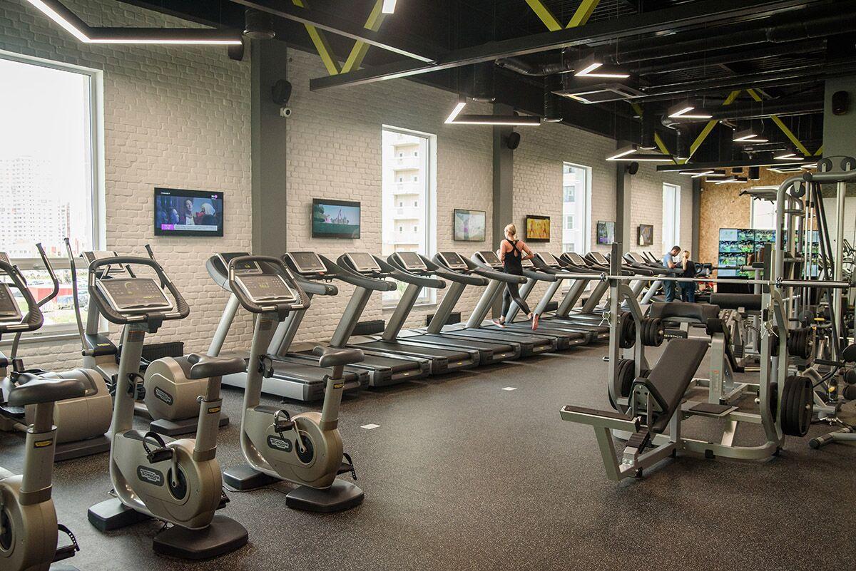 Фото: В Куркино открылся новый фитнес-клуб сети NeoFit