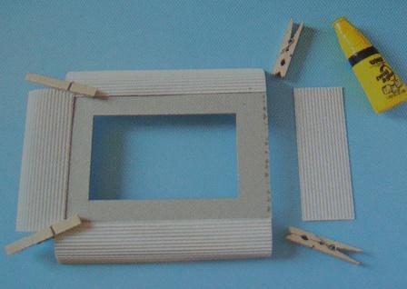 Рамочка своими руками / Прочие виды рукоделия / Работа с бумагой