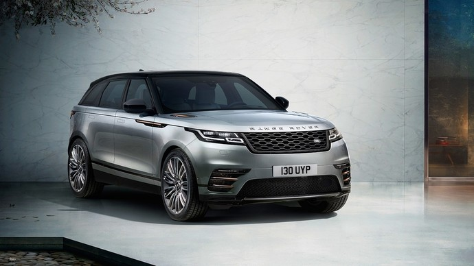 Range Rover Velar: тест-драйв FashionTime.ru