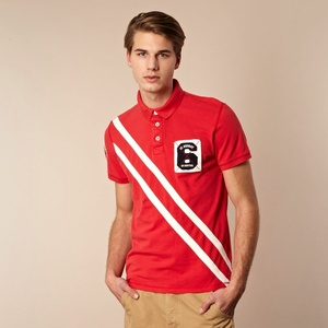 Спортивное поло St George by Duffer
