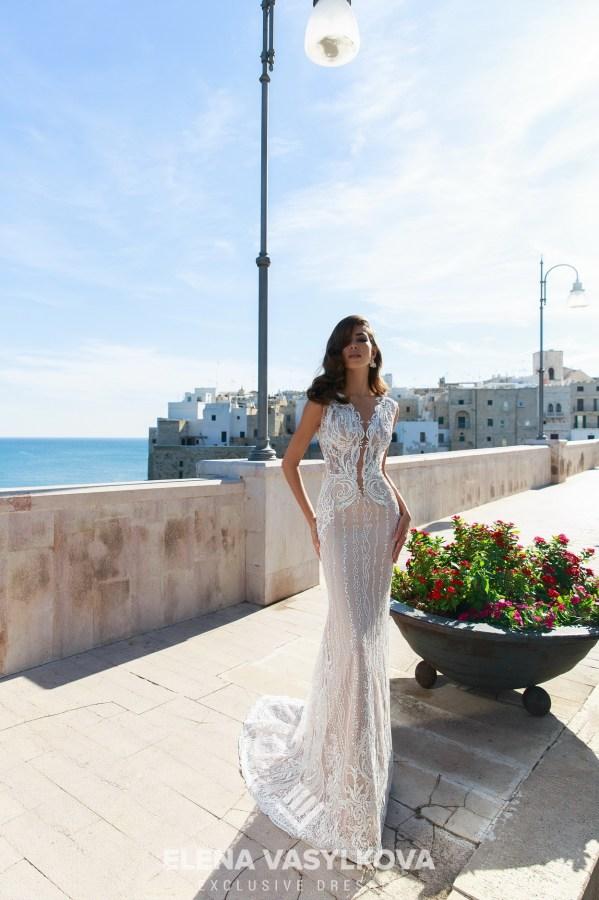 Фото: Модные свадебные платья 2018 года