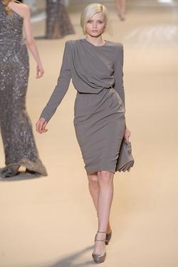 платья осенние красивые
