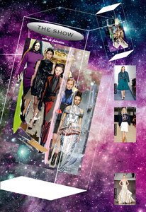 "����� ������� InStyle ""THE SHOW. Retro & Futurism"" ����"