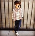 Модные дети  самый стильный ребенок в Instagram 42bdf247af5
