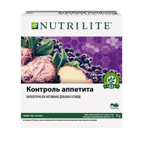 Бренд Nutrilite™ предлагает новое решение для контроля аппетита