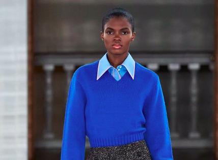 Фото: Главные тренды Недели моды в Лондоне