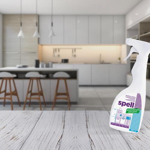 Какие кухонные поверхности необходимо дезинфицировать