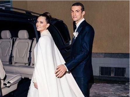 Фото: Русский день на свадьбе Даши Жуковой