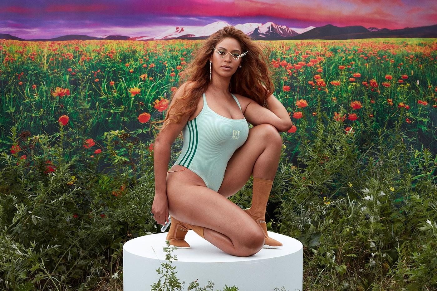 Бейонсе представила вторую капсулу Ivy Park, созданную с adidas
